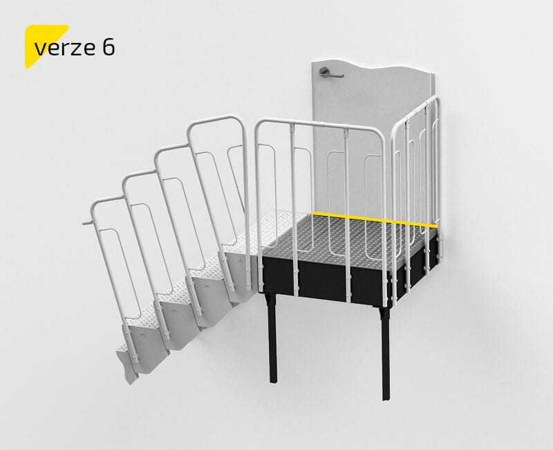 schody modulowe